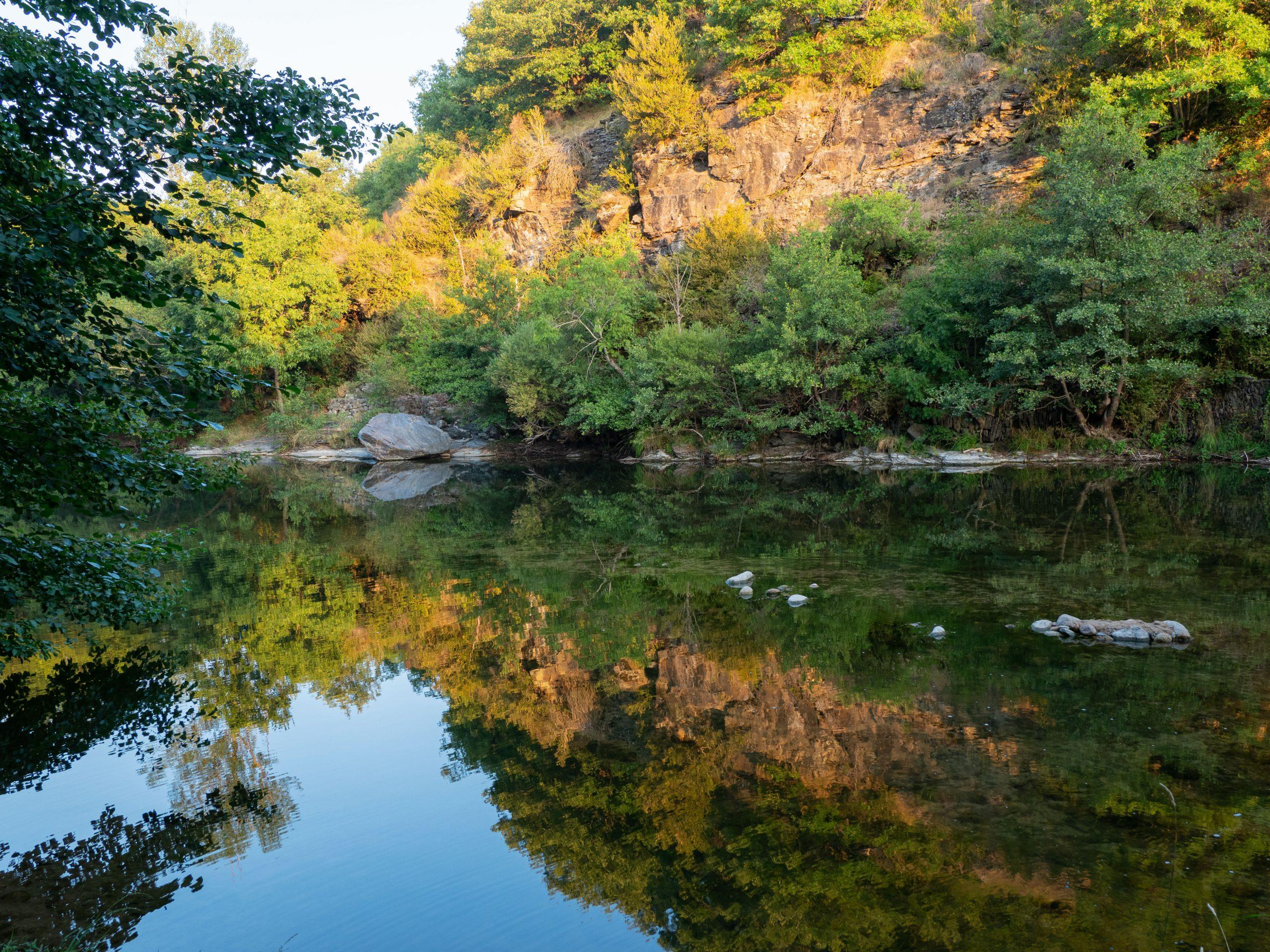 The Tarn - Early Autumn